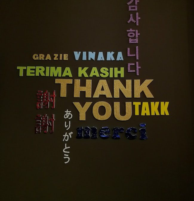 Thanks giving Pause & Inspiration