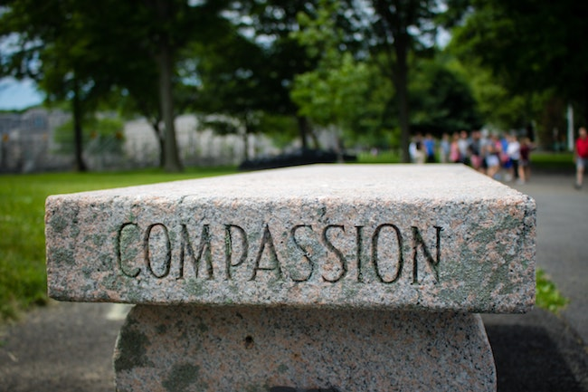 Compassion, a cornerstone value for results