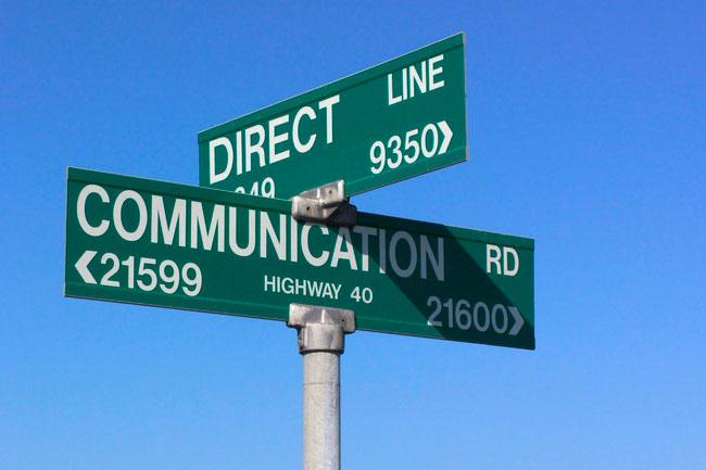 Communicate-Directly