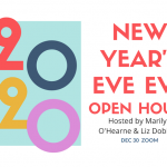 Be Our Guest: Open House New Year's Eve Eve